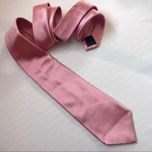 Les Copains 100% Silk Luxury Tie Handmade in Italy